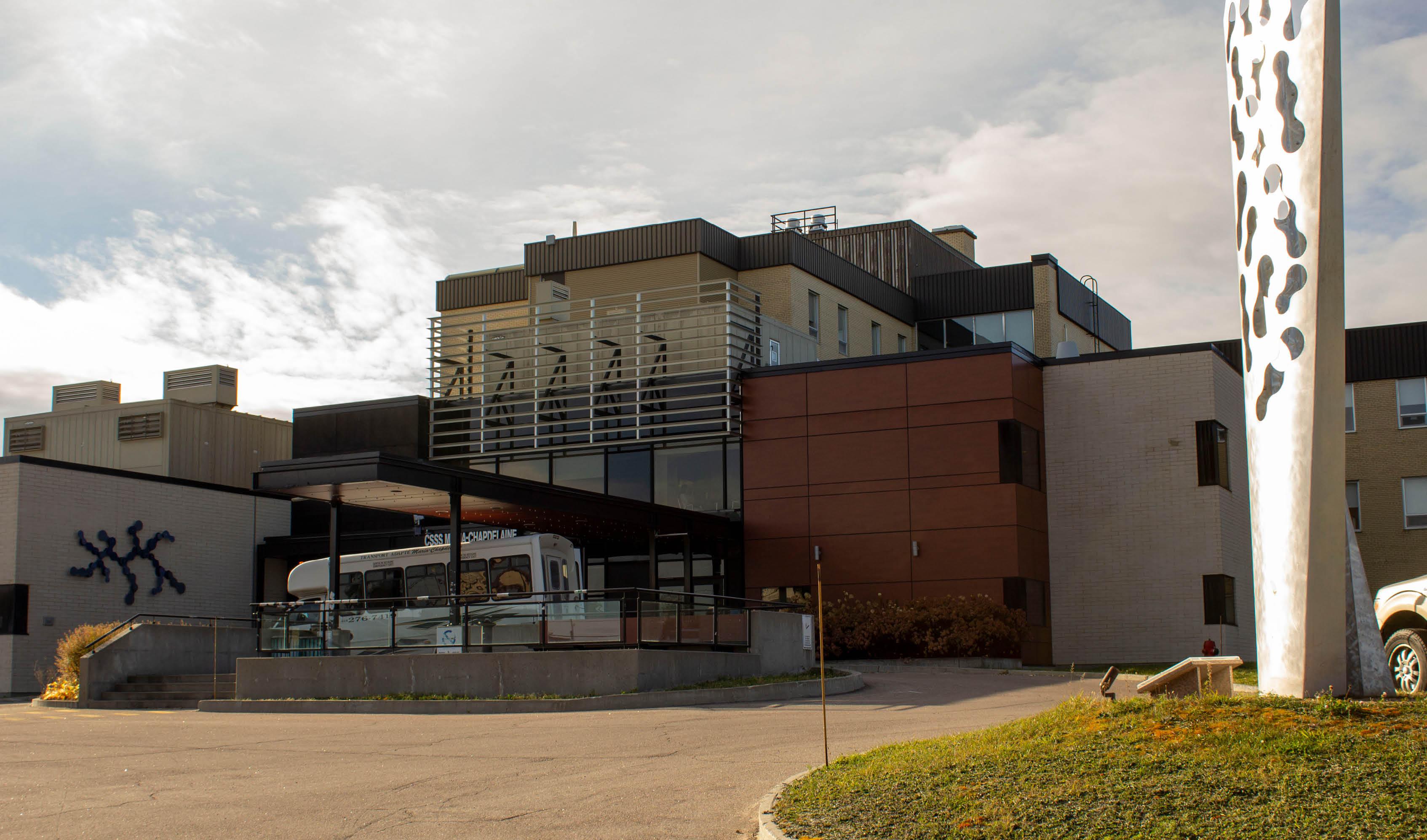 Projet d'agrandissement et de réaménagement du bloc opératoire de Dolbeau-Mistassini