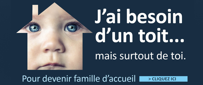 campagne famille d'accueil CIUSSS